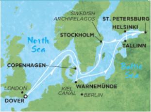 Cruiseportsbalticmap